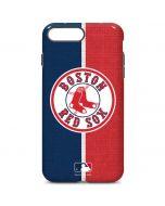 Boston Red Sox Split iPhone 7 Plus Pro Case