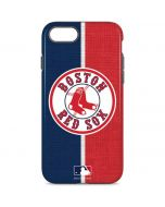 Boston Red Sox Split iPhone 8 Pro Case