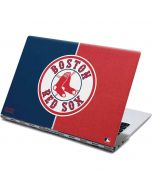 Boston Red Sox Split Yoga 910 2-in-1 14in Touch-Screen Skin