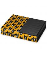 Boston Terrier Xbox One Console Skin