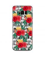Bouquets Print 3 Galaxy S8 Plus Skin