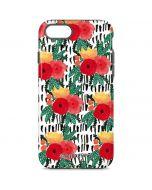 Bouquets Print 3 iPhone 8 Pro Case