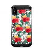 Bouquets Print 3 iPhone X Cargo Case