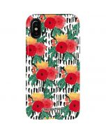 Bouquets Print 3 iPhone X Pro Case
