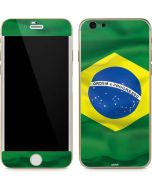 Brazil Flag iPhone 6/6s Skin