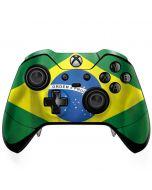 Brazil Flag Xbox One Elite Controller Skin
