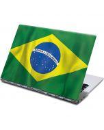 Brazil Flag Yoga 910 2-in-1 14in Touch-Screen Skin