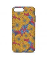 Bright Fall Flowers iPhone 7 Plus Pro Case