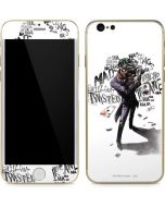 Brilliantly Twisted - The Joker iPhone 6/6s Skin