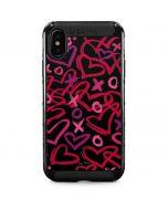 Brush Love iPhone XS Max Cargo Case