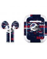 Buffalo Bills - Blast Alternate Apple AirPods 2 Skin