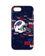 Buffalo Bills - Blast Alternate iPhone 8 Pro Case