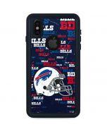 Buffalo Bills - Blast Alternate iPhone X Waterproof Case