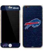 Buffalo Bills Distressed iPhone 6/6s Skin