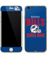 Buffalo Bills Helmet iPhone 6/6s Skin