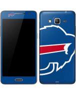 Buffalo Bills Large Logo Galaxy Grand Prime Skin