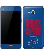Buffalo Bills Team Motto Galaxy Grand Prime Skin