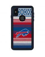 Buffalo Bills Trailblazer iPhone X Waterproof Case