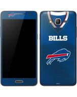 Buffalo Bills Team Jersey Galaxy Grand Prime Skin