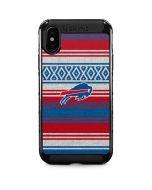 Buffalo Bills Trailblazer iPhone XS Max Cargo Case