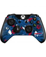 Buffalo Bills Tropical Print Xbox One Controller Skin
