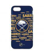 Buffalo Sabres Blast iPhone 8 Pro Case