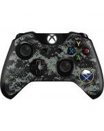 Buffalo Sabres Camo Xbox One Controller Skin