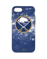 Buffalo Sabres Frozen iPhone 8 Pro Case