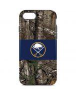 Buffalo Sabres Realtree Xtra Camo iPhone 8 Pro Case