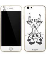 Bugs Bunny Big Head iPhone 6/6s Skin