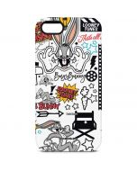 Bugs Bunny Patches iPhone 5/5s/SE Pro Case