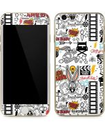 Bugs Bunny Patches iPhone 6/6s Skin