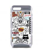 Bugs Bunny Patches iPhone 8 Plus Cargo Case