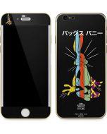Bugs Bunny Sliced Juxtapose iPhone 6/6s Skin