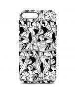 Bugs Bunny Super Sized Pattern iPhone 7 Plus Pro Case