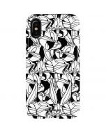 Bugs Bunny Super Sized Pattern iPhone X Pro Case