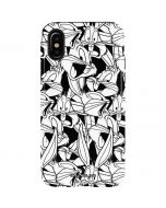 Bugs Bunny Super Sized Pattern iPhone XS Max Pro Case