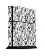 Bugs Bunny Super Sized PS4 Console Skin