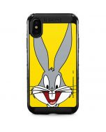 Bugs Bunny Zoomed In iPhone XS Max Cargo Case