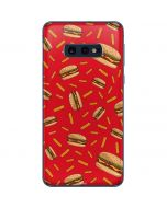 Burgers and Fries Galaxy S10e Skin