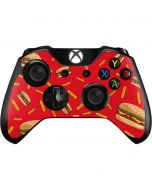 Burgers and Fries Xbox One Controller Skin