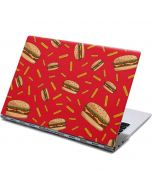 Burgers and Fries Yoga 910 2-in-1 14in Touch-Screen Skin