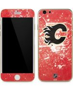 Calgary Flames Frozen iPhone 6/6s Skin