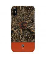 Calgary Flames Realtree Max-5 Camo iPhone XS Max Lite Case