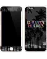 Calm Breeze Palm Trees iPhone 6/6s Plus Skin
