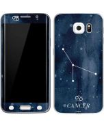 Cancer Constellation Galaxy S6 Edge Skin