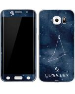 Capricorn Constellation Galaxy S6 Edge Skin