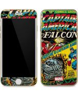 Captain America And Falcon iPhone 6/6s Skin
