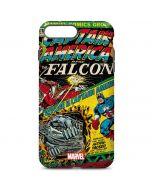 Captain America And Falcon iPhone 7 Plus Pro Case