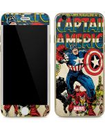 Captain America Big Premier Issue iPhone 6/6s Skin